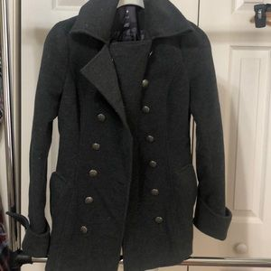 Double button Peacoat